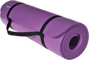 Amazonbasics ½ Inch Extra Thick Exercise Mat