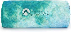 Aurorae Non-Slip Hot Microfiber Yoga Mat Towel