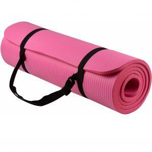 Balance Foam Go Yoga All Purpose Extra Thick High-density Yoga Mat
