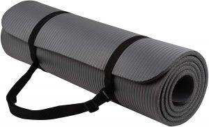 Balancefrom Goyoga All-purpose Anti-tear Exercise Yoga Mat