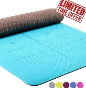 Bettergrip Yoga Mat By Clever Yoga