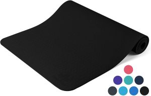 Clever Yoga Mat Nonslip For All Exercise