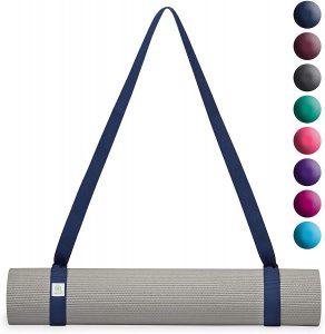 Gaiam Easy Cinch Yoga Mat Slings