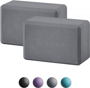 Gaiam Essential Yoga Blocks