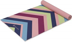 Gaiam Yoga Mat Classic Exercise And Fitness Mat For All Types Of Yoga