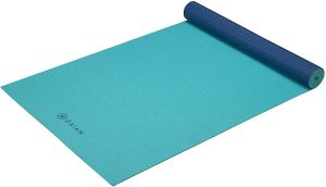Gaiam Yoga Mat Solid Color For Exercise