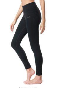 High Waist Tummy Control Yoga Pants