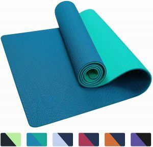 IUGA Yoga Mat With Non-slip Textured Surface
