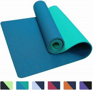 IUGA Yoga Mat With Non-slip Textured Surface