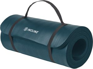 Incline Fit Ananda 1 Inch Extra Thick Exercise Mat