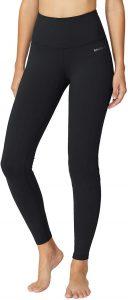 Inner Pocket Capri Yoga Pants