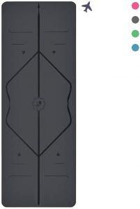 Liforme Travel Yoga Mat Best Mat For Alignment