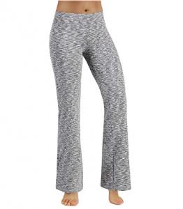 ODODOS Power Flex Boot-Cut Yoga Pants Tummy Control Workout Non-See-Through Bootleg Yoga Pants
