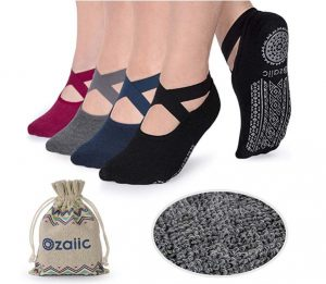 Ozaiic Non-slip Socks For Yoga