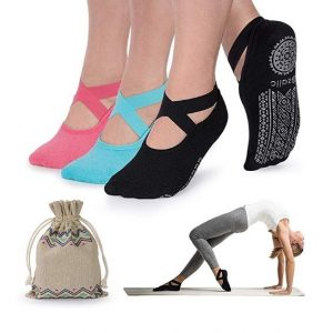 Ozaiic Yoga Socks For Women