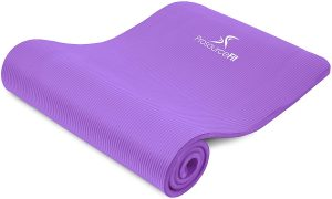 Prosource Fit Extra Thick Yoga And Pilates Mat