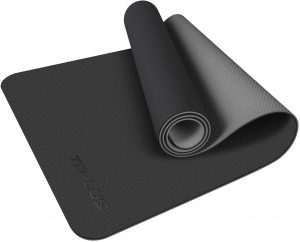 Toplus Yoga Mat With Upgraded Eco-friendly Nonslip Exercise Fitness Mat