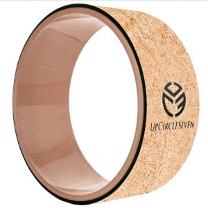 Upcircleseven Yoga Wheel - [Pro Series] Strongest & Most Comfortable Dharma Yoga Prop Wheel