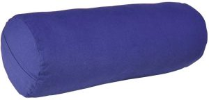 Yoga Accessories Max Support Deluxe Round Cotton Yoga Bolster