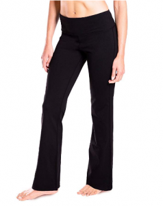 YogipaceInseam Petite Regular Tall, Women's Bootcut Yoga Pants Long Workout Pants