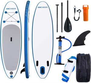 Ancheer Inflatable Stand Up Paddle Board
