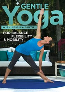 Best for Flexibility Gentle Yoga with Jessica Smith