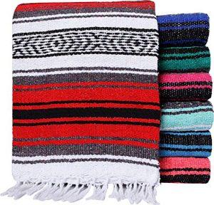 El Paso Designs Mexican Yoga Blankets