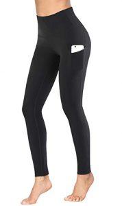 Feng Bay High Waist Yoga Pants, Pocket Yoga Pants