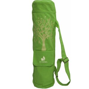 Fit Spirit Exercise Yoga Mat Gym Bag