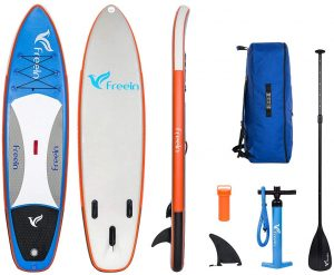 Freein SUP Inflatable Stand Up Paddle Board