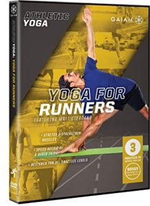 Gaiam Athletic Yoga Yoga For Runners