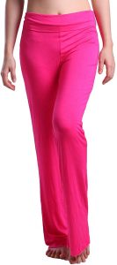 HDE Color Block Waist Yoga Pants For Women