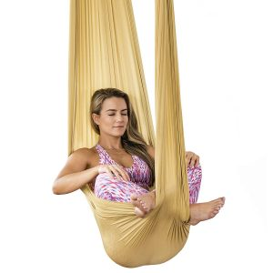 Healthy Model Life Silk Aerial Yoga Swing
