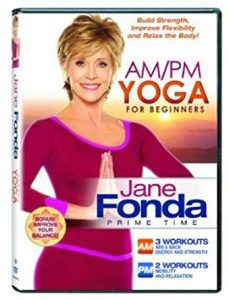 Jane Fonda AM PM Yoga for Beginners