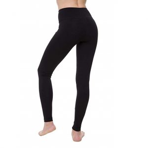 Nirlon Leggings For Women High Waist Workout Plus Size Yoga Pants Ankle Length