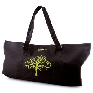 Peace Yoga Large Yoga Mat Tote Bag