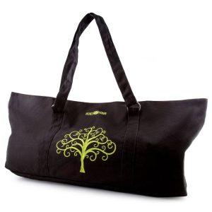 Peace Yoga Large Yoga Mat Tote Bag