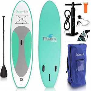 SereneLife Best Paddle Boards For Yoga