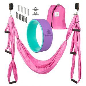 Summerese Yoga Swing and Yoga Wheelset