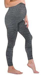Touch Me Maternity Leggings Stretch Soft Activewear Yoga Gym Clothes Over The Bump