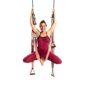 Yoga Body Yoga Trapeze with DVD