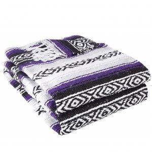 Yoga Direct Deluxe Mexican Yoga Blanket