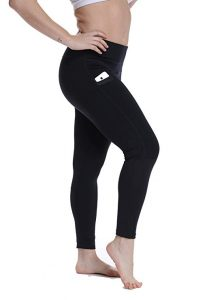 Yohoyoha Plus Size Leggings High Waist Athletic Workout Yoga Pants