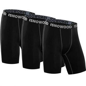 Isnowood Compression Shorts