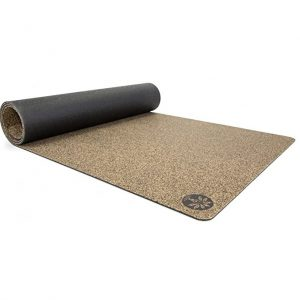 Yoloha Cork Yoga Mat Best Yoga Gift