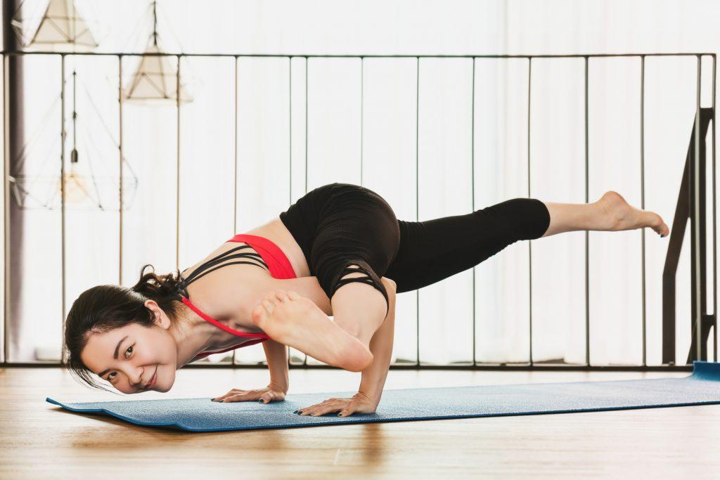 Using Leggings for Yoga