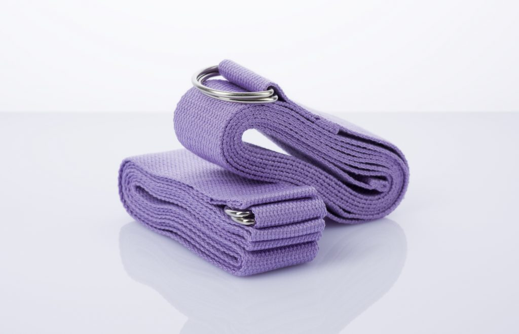 Types of Yoga Straps