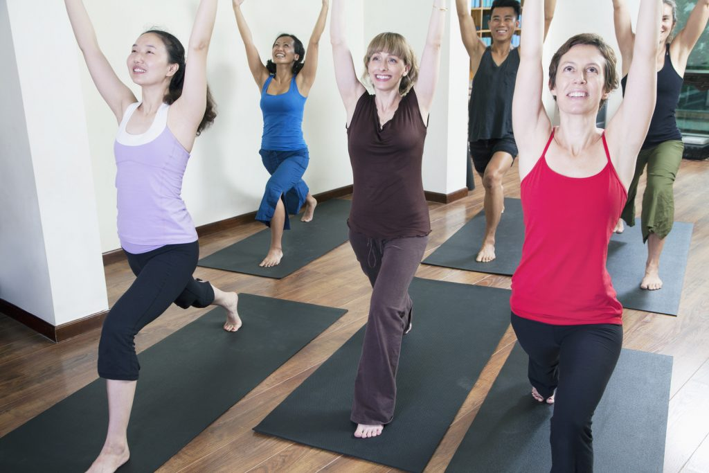 Yoga Clothing to Wear