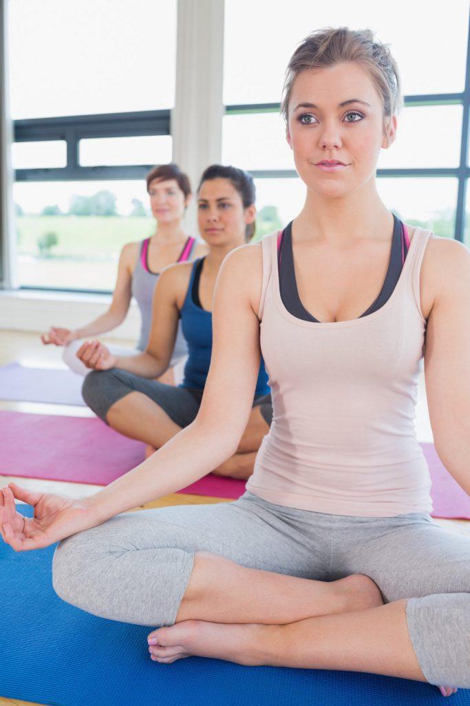 Comparing Yoga and Tai-Chi